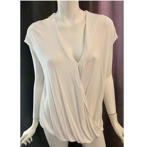 Saturday Sunday White Wrap Clarissa Anthropologie